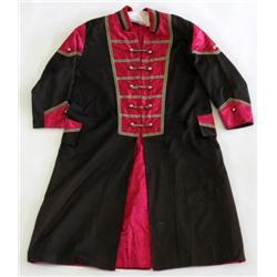 Osage Wedding Coat