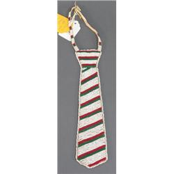 Two Beaded Neck Ties