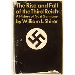 THE RISE AND FALL OF THE THIRD REICH WILLIAM L. SHIRER