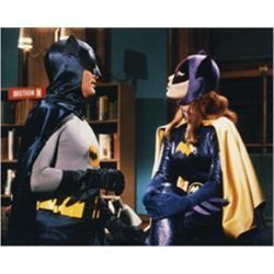 Batman (1966-1968) & Batgirl (1967) Yvonne Craig Batgirl Costume