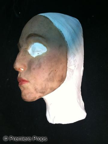 Nip/Tuck (2003-2010) Prosthetic Face Mask and Lifecast
