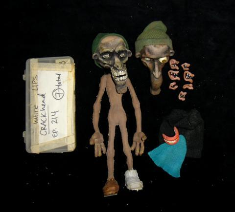 The Pj S Animated Series 1999 2002 Smokey Stop Motion Figure