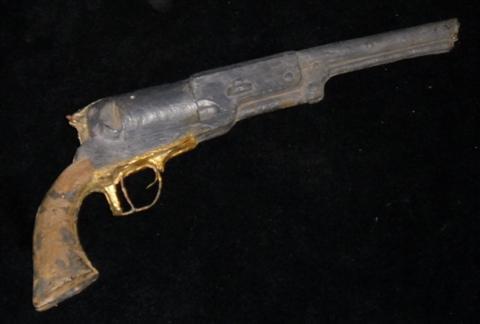 The Outlaw Josey Wales (1976) Stunt Colt Walker Pistol