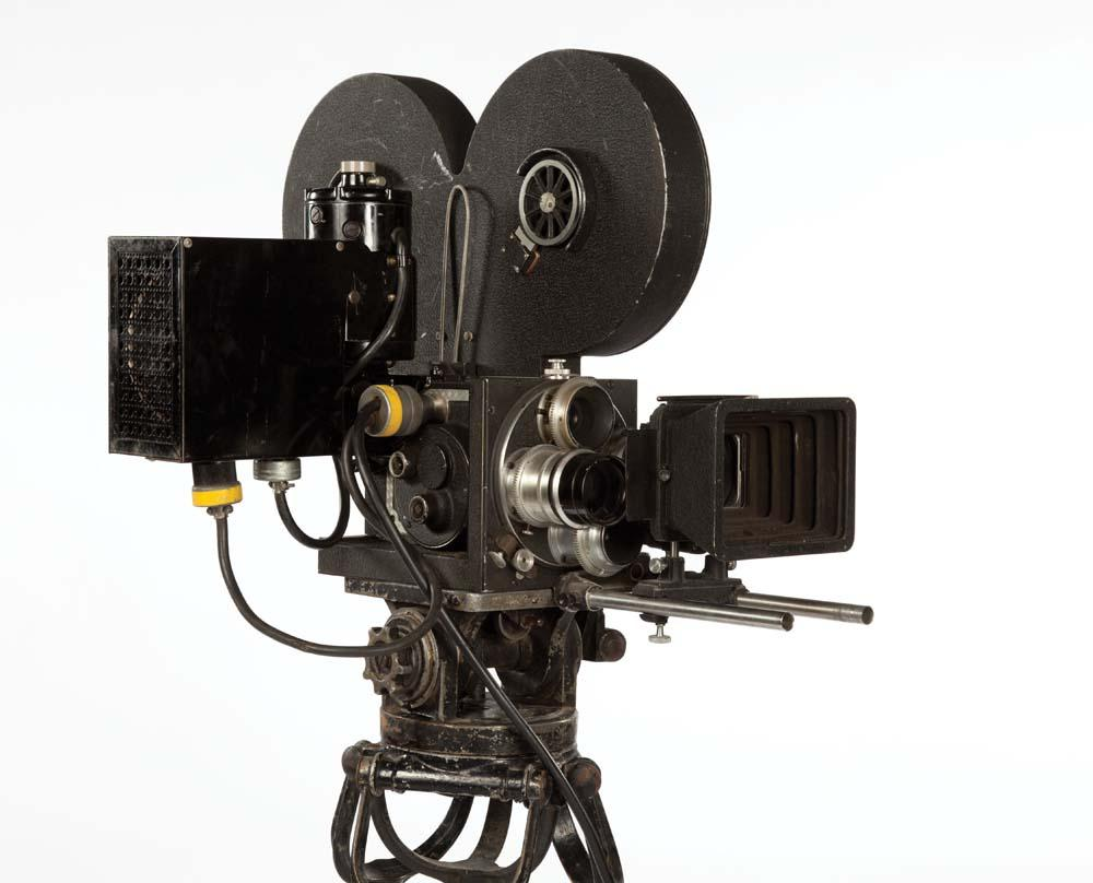 Image result for movie cameras in 1920s