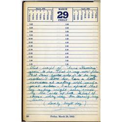 "Freddie Bartholomew's ""Sergei"" filming diary from Anna Karenina"