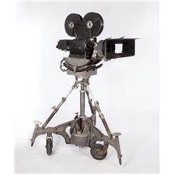 Cine Simplex Model D 35mm motion picture camera circa 1930s