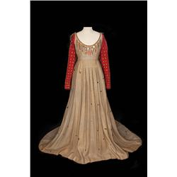 Extra period gown by Adrian from Romeo and Juliet