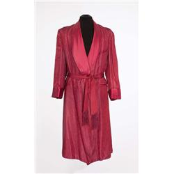 Clark Gable personal dressing gown for off-screen use during filming of Gone with the Wind