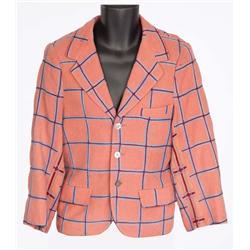"""Gene Kelly """"Don Lockwood"""" joke pink sport coat from Singin' in the Rain"""
