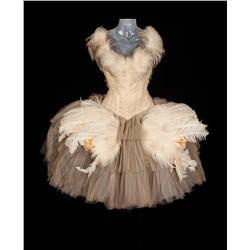 "Maria Tallchief ""Pavlova"" swan costume from Million Dollar Mermaid"