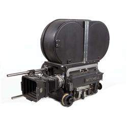 Mitchell BNC Type 90 35mm motion picture circa 1950s camera for display only