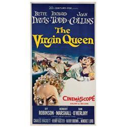The Virgin Queen original U.S. three-sheet poster