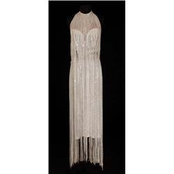 "Kim Novak ""Jeanne Eagels"" ornate show dress from Jeanne Eagels"