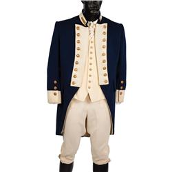 "Trevor Howard ""Captain William Bligh"" naval outfit from Mutiny on the Bounty (1962)"