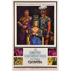 Cleopatra original 1964 U.S. one-sheet poster