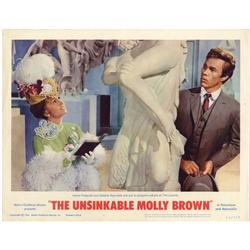 Collection of original posters and lobby cards from Unsinkable Molly Brown