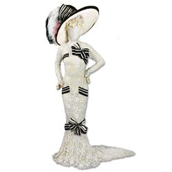 Audrey Hepburn's iconic Ascot dress from My Fair Lady – Designed by legendary designer Cecil Beaton
