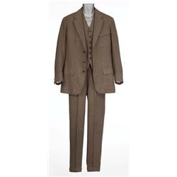 "Rex Harrison ""Prof. Henry Higgins"" three-piece suit from My Fair Lady"