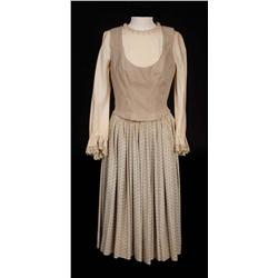 """Julie Andrews """"Maria"""" peasant dress from Sound of Music"""