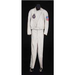 """Diane Stewart """"Astronaut Stanley"""" flight jacket from Planet of the Apes"""