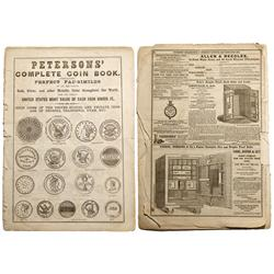 1790s - 1850s - Peterson's Complete Coin Book