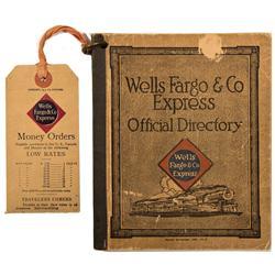 1914 - Wells Fargo & Co. Express Directory