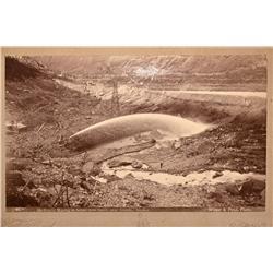 AK - Juneau,Juneau County - 1900 - Alaska Hydraulic Mining Photo - Mueller Collection