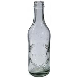 AZ - Bisbee,c1905 - Pioneer Soda Works Bottle