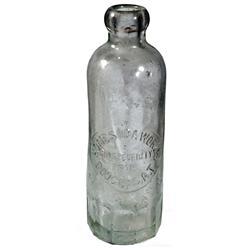 AZ - Douglas,c1905 - Home Soda Works Bottle *Territorial*