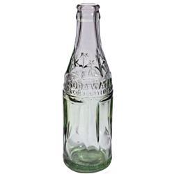 AZ - Jerome,c1927 - Jerome Coca Cola Soda Works Bottle
