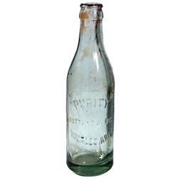 AZ - Nogales,1917 - Purity Bottling Works Bottle