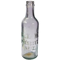 AZ - Prescott,c1910 - G.L.M. Bottle