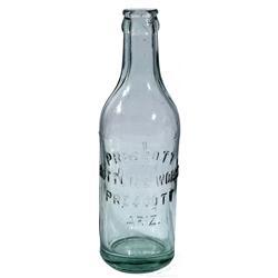 AZ - Prescott,1913 - Prescott Bottling Works Bottle