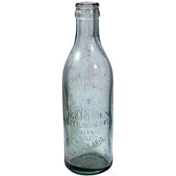 AZ - Tucson,1919 - Crystal Bottling Works Bottle