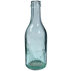 AZ - Tucson,c1905 - Ziegler's Soda Works Bottle