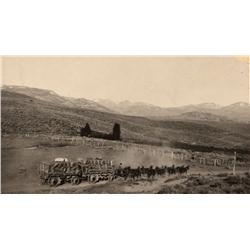 CA - Bodie,Mono County - No Date - Bodie Ore Hauling RPC - Mueller Collection