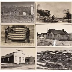 CA - Bodie,Mono County - c1930s-40s - Bodie RPC Collection by Frasher - Mueller Collection
