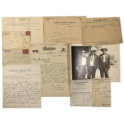 CA - Inyo County,1890-1958 - Inyo Ephemera Group