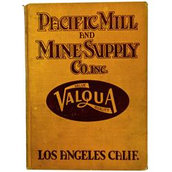 CA - Los Angeles,c1907 - Pacific Mill and Mine Supply Co., Inc. Catalog