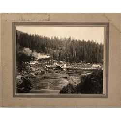 CA - Madera,Madera County - c1915-1920 - Sugar Pine Mill Photo - Mueller Collection