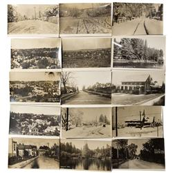CA - Nevada County,c1908-1910 - Grass Valley RPC Collection
