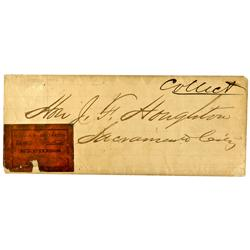 CA - Sacramento,Wells Fargo & Co's Express Document - Clint Maish Collection