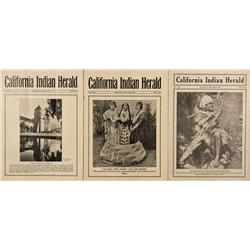 CA - San Francisco,1924 - California Indian Herald Journal