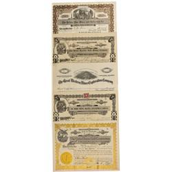 CO - Boulder,Boulder County - 1906-1921 - Sugar Loaf Mining District Stocks