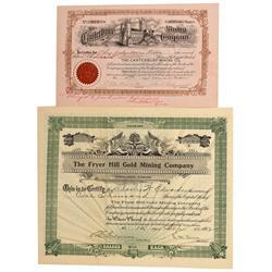 CO - Leadville,Lake County - 1902 - Lake County Stock Group
