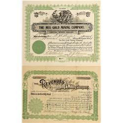 CO - Leadville,Lake County - 1894-1899 - Leadville Stock Group