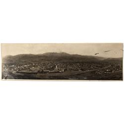 CO - Paonia,Delta County - c1900s - Panoramic RPC
