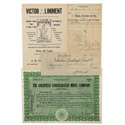 NV - 1887, 1910, 1960 - Nevada Document Group