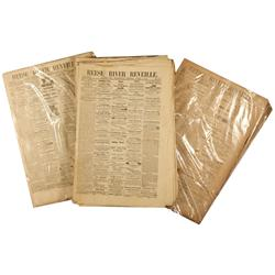 NV - Austin,Lander County - 1875 - Reese River Reveille Newspaper Collection
