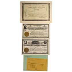 NV - Death Valley,Nye County - 1907 - Greenwater Documents